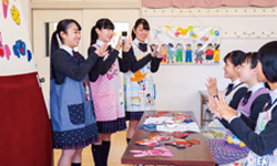 幼児教育・保育進学コース